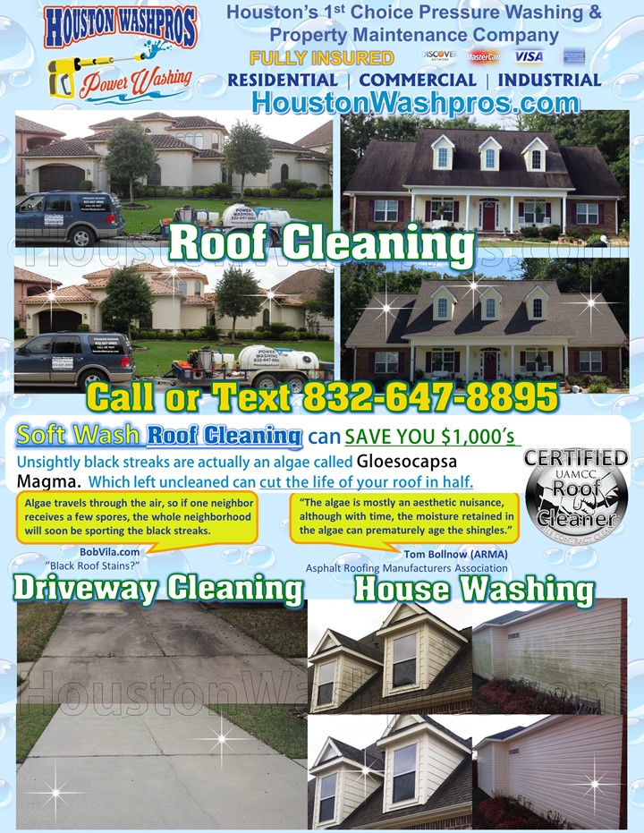 if you are in an industry and with to partner with houston washpros power washing please review this information packet prior to passing it along to your